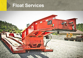 Float Services